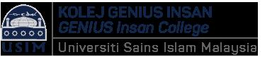 Kolej Genius Insan Logo